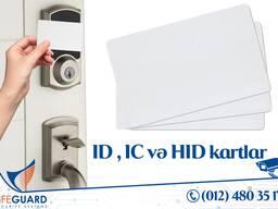RFID kart