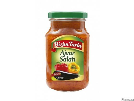 "Салат айвар ""Bizim tarla"" 315 гр"