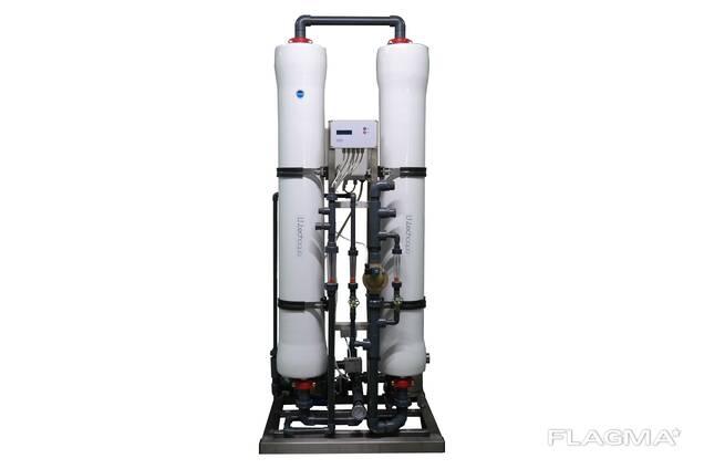 Система обратного осмоса 2 м3/час Litech Aqua QRO 2 Desolt