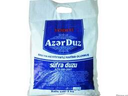 """Соль """"Azərduz"""" 5 кг мешок"""
