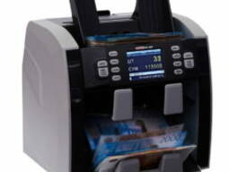 Сортировщик банкнот и монет