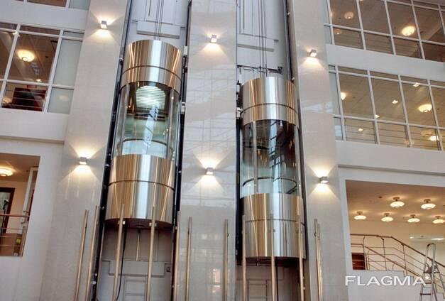 İstənilən növ liftlərin, eskalatorların, travolatorların satışı və quraşdırılması