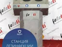 Станция гигиены рук | санпропускник СР-1 Feleti