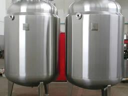 Термос для хранения и подачи стерилизованного масло в ванну.