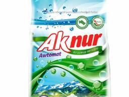 Стиральный порошок Ак нур Автомат в упаковках по 3 кг. , 6 кг. , 9 кг.
