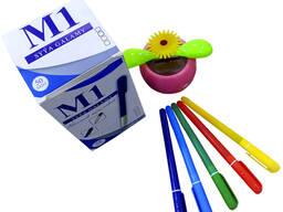 Супер шариковая ручка.