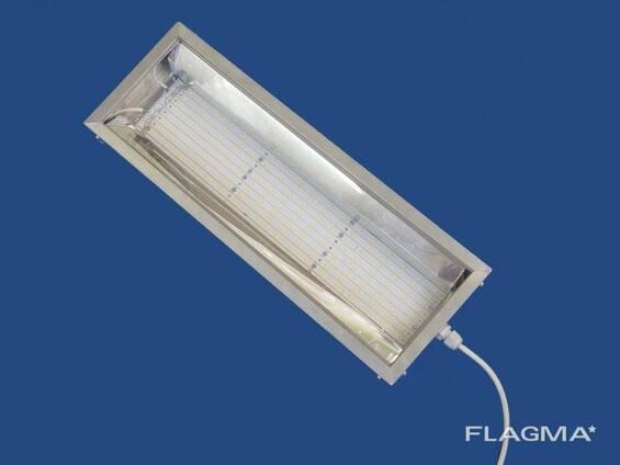 Светодиодные светильники для производственных и торговых помещений