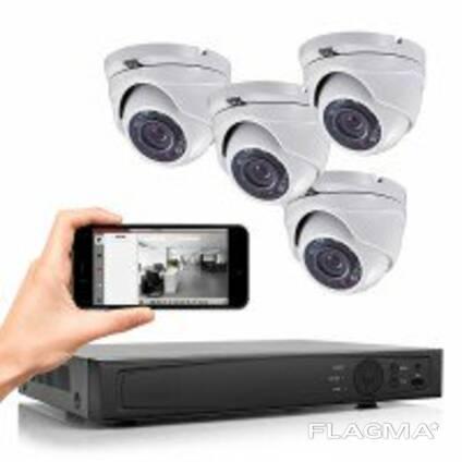 Системы видеонаблюдения - продажа в Азербайджане ☆  ☆