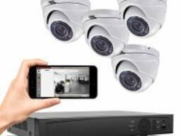 Камеры видеонаблюдения - продажа в Баку ☆055 450 88 08 ☆