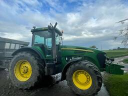 Трактор John Deere 7820 2006, 12000 часов.