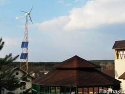 Ветрогенератор 2 кВт( wind turbine) для дома - фото 3