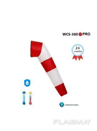 Ветроуказатель ВКС360/PRO: Сменный ветровой конус износостойкий размером 90х360 см