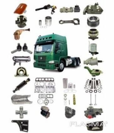 Запчасти для грузовых иномарок в Азербайджане
